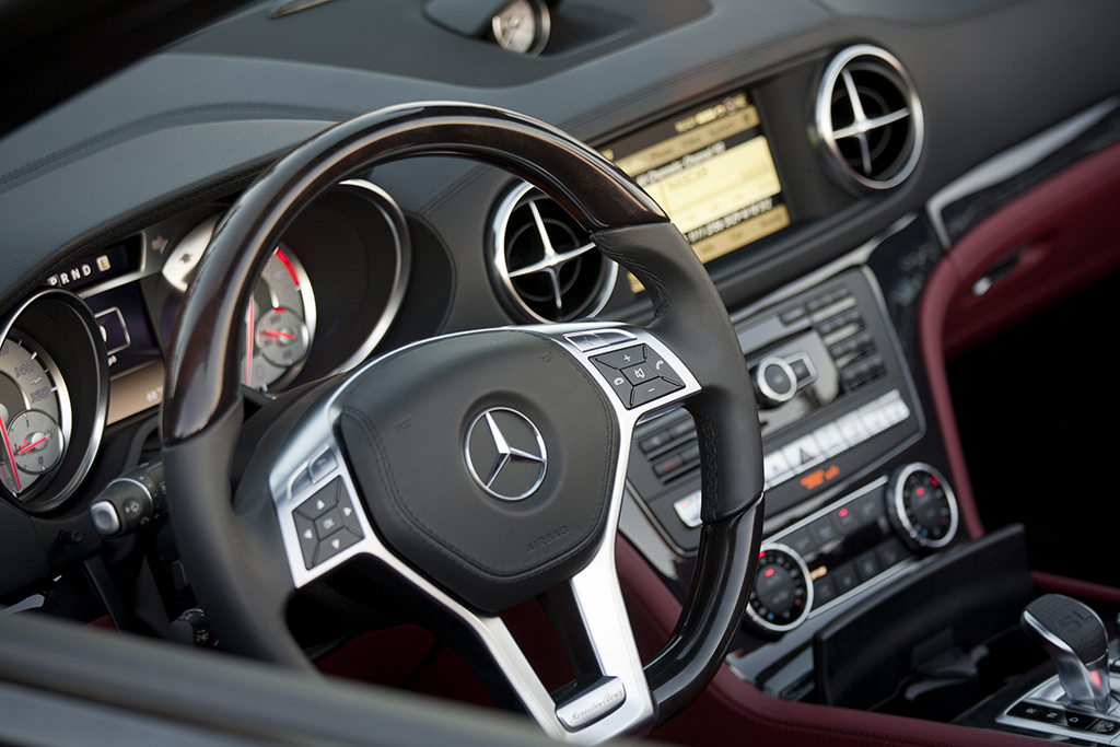 2013 Mercedes-Benz SL550